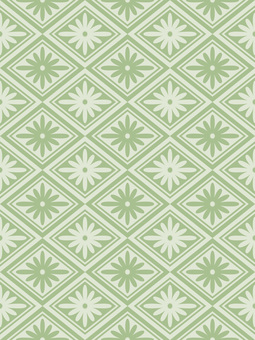 Wallpaper chrysanthemum 02 Vertical loopable green