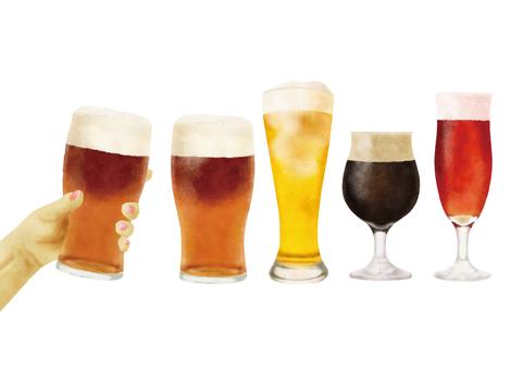 Various beer