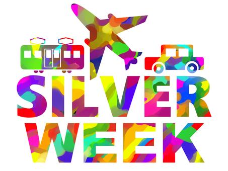 Silver week illustration 2