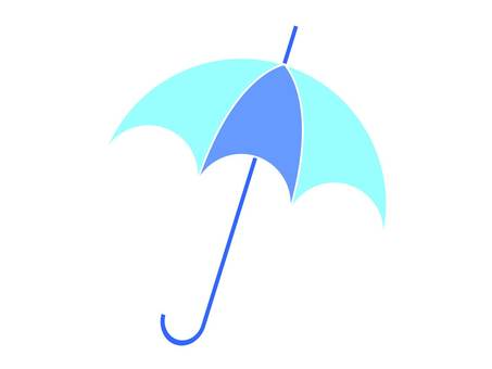 Umbrella rainy season
