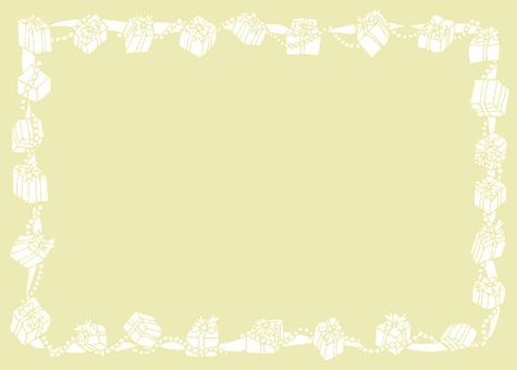Frame gift 2 cream