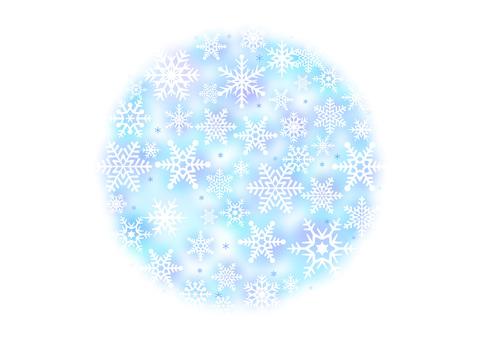 【ai,jpeg】冬素材140