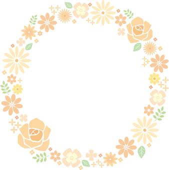 花の輪っか2