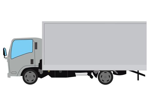 給食運搬車