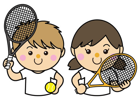 Men and women 29_42 (tennis set)