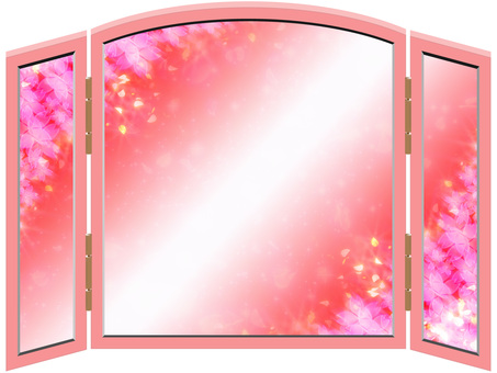 Luxurious cherry blossom screen 03