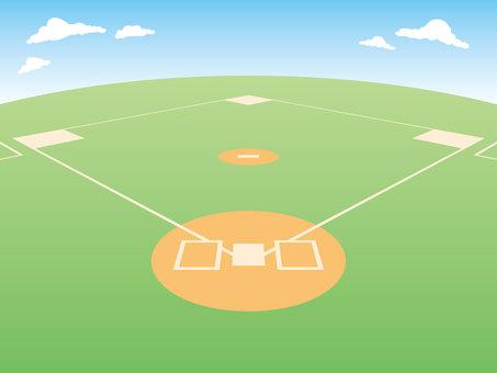 場所/グラウンド/野球