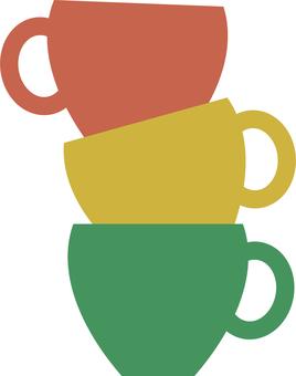 Cup set 01