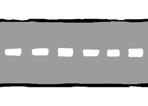 Road (straight)