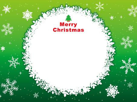 Christmas image 002 green