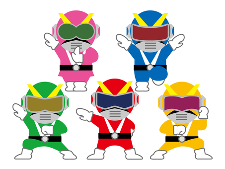 Sentai Hero