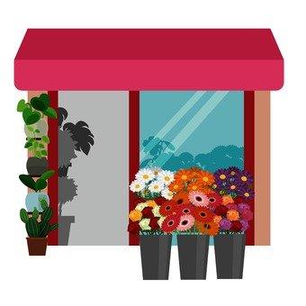 꽃집의 점포 2