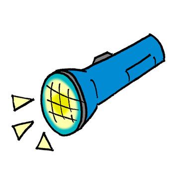 一個手電筒