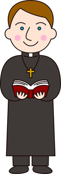 Priest _ 03 _ black _ no
