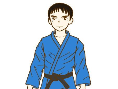 Judo (Ao) revised edition 02