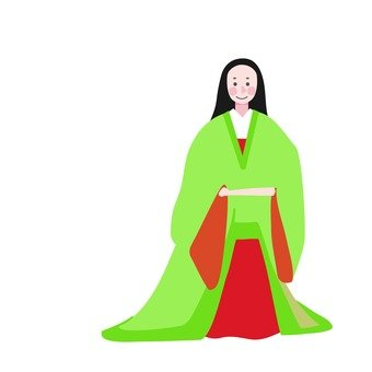 The aristocratic women of the Heian period (6)