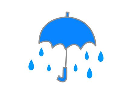 Rain pattern