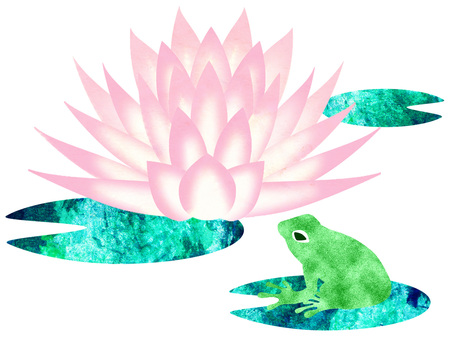 Water lily _ rough 02