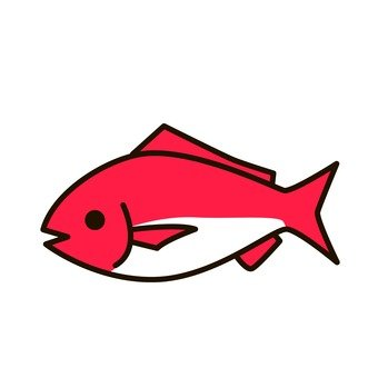 Fish (red)