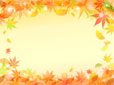 Autumnal Ginkgo Background-5