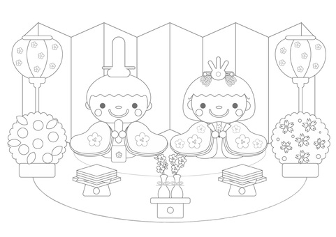 japanese-doll_ Hina Festival 2