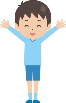 Boys | Elementary School Child | Clothes | Banzai