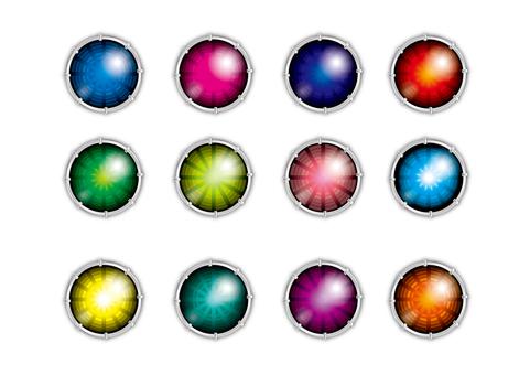 Mecha-like ball