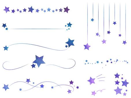 Star Line Set ver 02