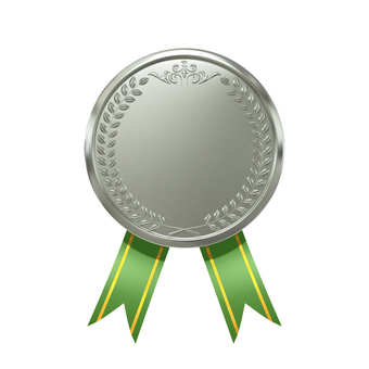 Medals · silver (clipped)