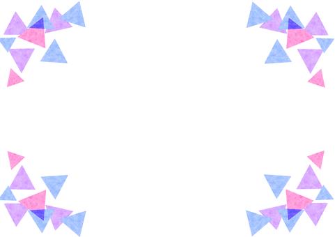 삼각 프레임 2