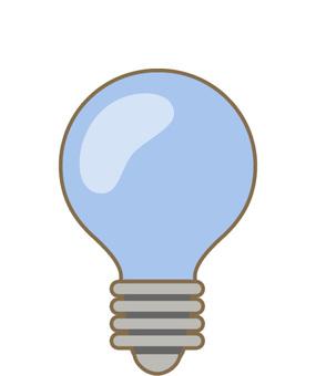 Light bulb OFF!