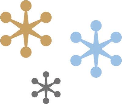 Asterisk (light blue)
