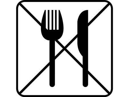 Prohibition of eating 2