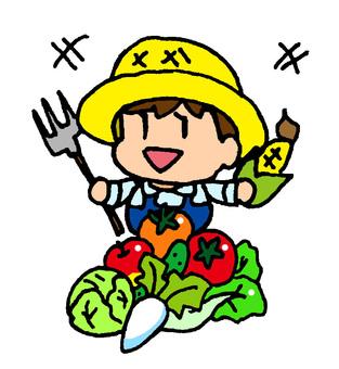 Farmer · Harvest