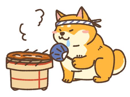 Unagi rice bowl 2