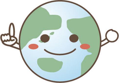 Earth character 5
