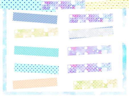 Colorful sticky note 2