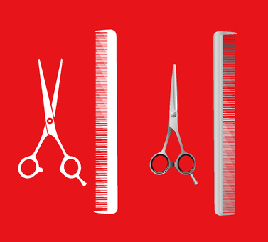 Scissors & Cushies