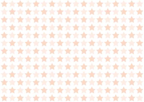 Star background star ★ Orange