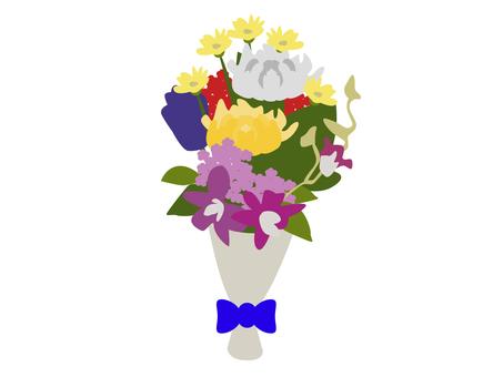 Funeral flower takeaway