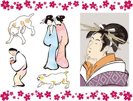 Ukiyoe People VOL.4