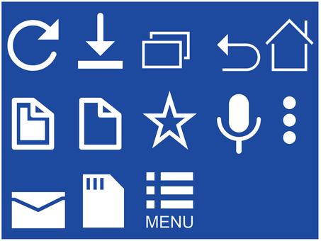 Smartphone icon 8