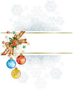 聖誕節和雪花21