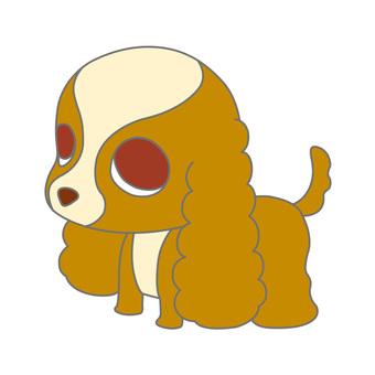 Pet dog: Cavalier