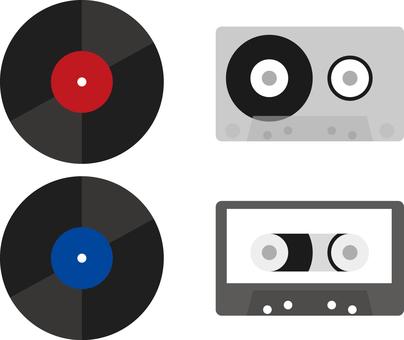 Retro music media
