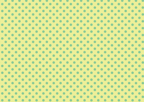 Background 【Polka dot pattern 03】