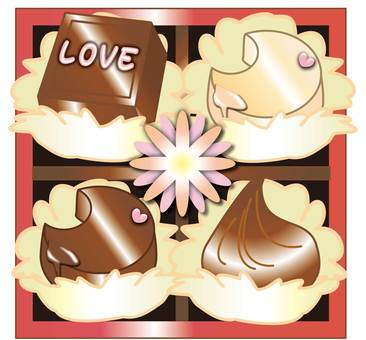 Chocolate boxed _ CS 3