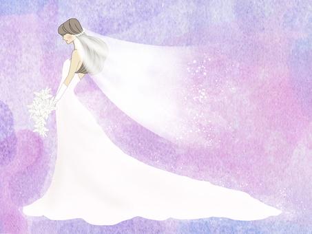 신부 핑크