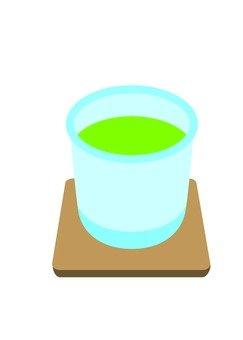 杯(藍色)3部分