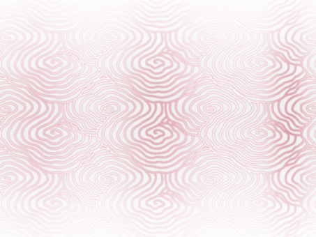 Abstract cloud pattern background on white background